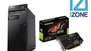 Komputer Gaming Lenovo m71e Tower Core i5 Murah Bergaransi