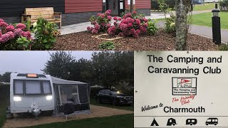 Charmouth Camping and Caravanning Club Site Review