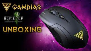 GAMDIAS Demeter Optical Gaming Mouse [Unboxing]