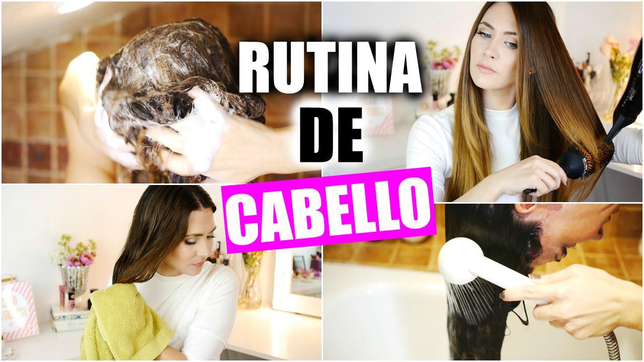 Como cuidar el pelo largo naturalmente
