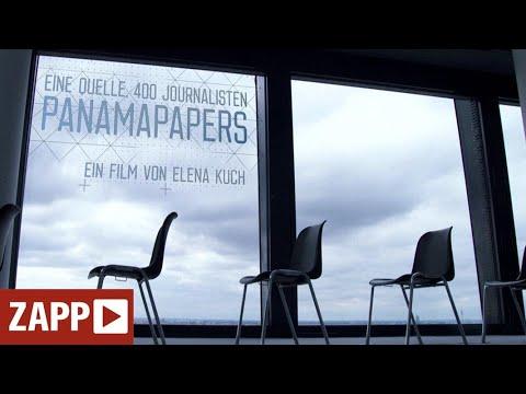 Panama Papers: Die gemeinsame Recherche von 400 Journalisten | NDR