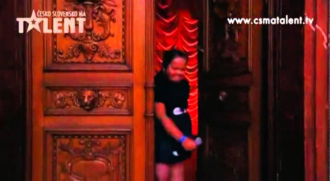 Malé speváčky | Česko Slovensko má talent 2011