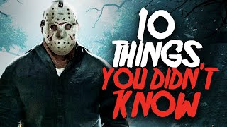 10 Things You Didn't Know About Friday The 13th: The Game