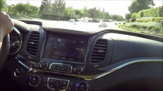2014 Chevrolet Impala Test Drive 3.6 L V6
