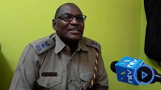 Mtwapa OCPD speaks on alleged gun drama involving governor Mike Sonko