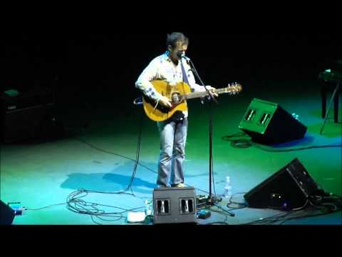 [HD] Damien Rice — The Blower's Daughter & Creep (Live At Roma, 30-07-2012; HQ-Sound)