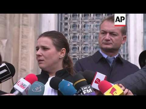 Romanian wants court to OK same sex marriage