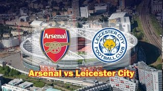 TroopzTV - Arsenal Vs Leicester City Preview - Let's Make It 3 In A Row Boys!!!