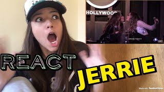REACT A JERRIE LITTLE MIX