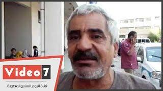 شقيق متوفى ونجله فى حادث بنى سويف انتظرت شقيقى بالقاهرة لشراء بدلة الفرح