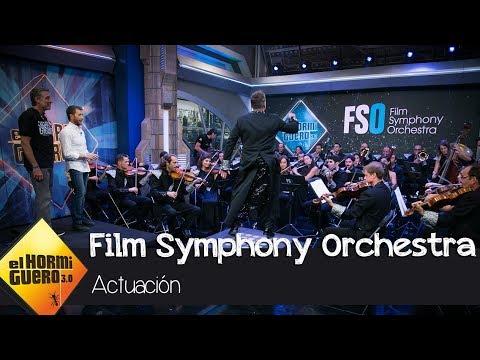 ¿Eres capaz de adivinar todas las sintonías de la Film Symphony Orchestra'? - El Hormiguero 3.0