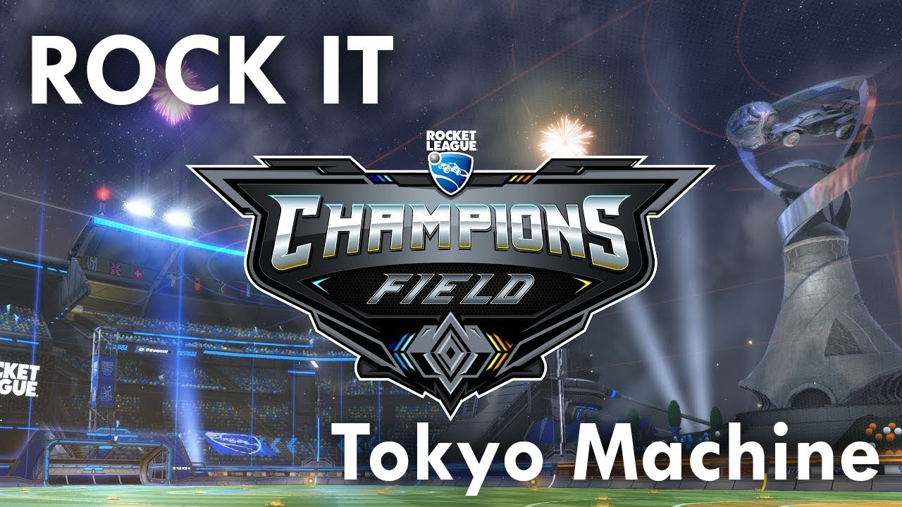 tokyo machine rock it