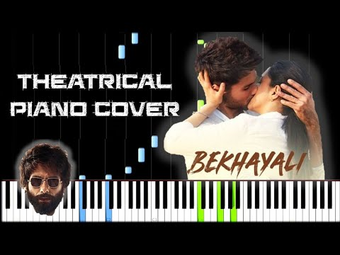 bekhayali---kabir-singh-(arijit-singh)-||-theatrical-(pro-advanced)-piano-cover