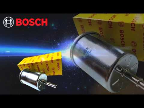 Какой из производителей топливных фильтров Bosch, MANN или Filtron?