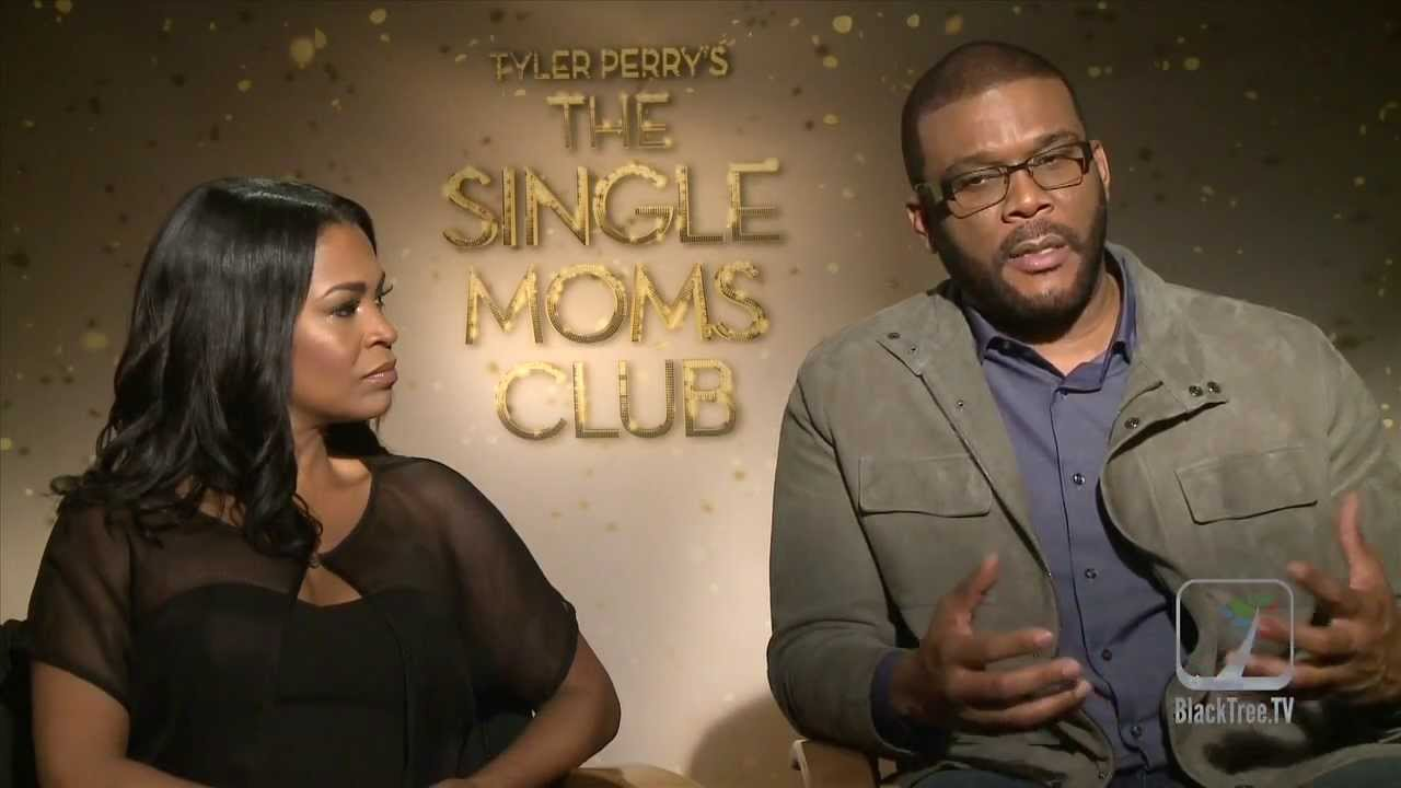 Tyler perry on what men want the single moms club interview the single moms club interview youtube ccuart Images