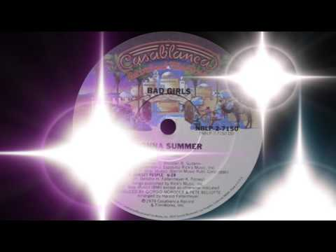Donna Summer - Sunset People (Casablanca Records 1979)