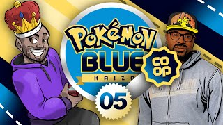 "Pokemon Blue Kaizo Co-op w/ TheKingNappy & shofu! - Ep 5 ""SEA SICK!"""