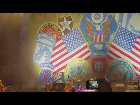 LYNYRD SKYNYRD LIVE MAY 27 2017 VALDOSTA GEORGIA WILD ADVENTURES CONCERT