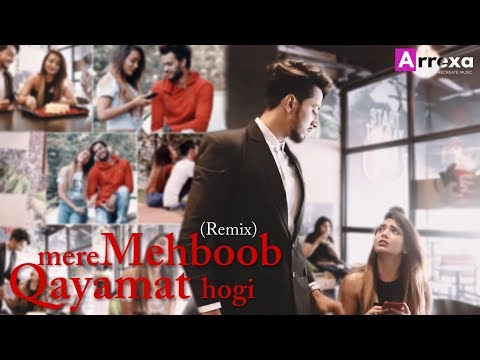Teri Galiyon Mein Mohabbat Hogi (Remix) | Mr. Faisu And Bhavisha | DJ Rakesh And Arrexa