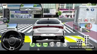 3d운전교실 기아K5하이브리드 3세대 Dl3 2021년…