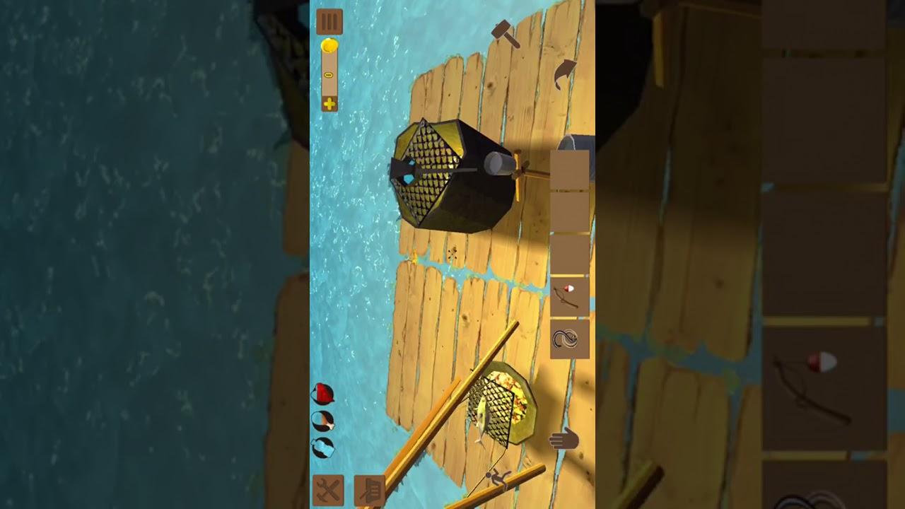 Oceanborn: Survival on Raft- Gameplay Part-2