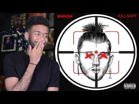 Eminem - KILLSHOT REACTION/REVIEW