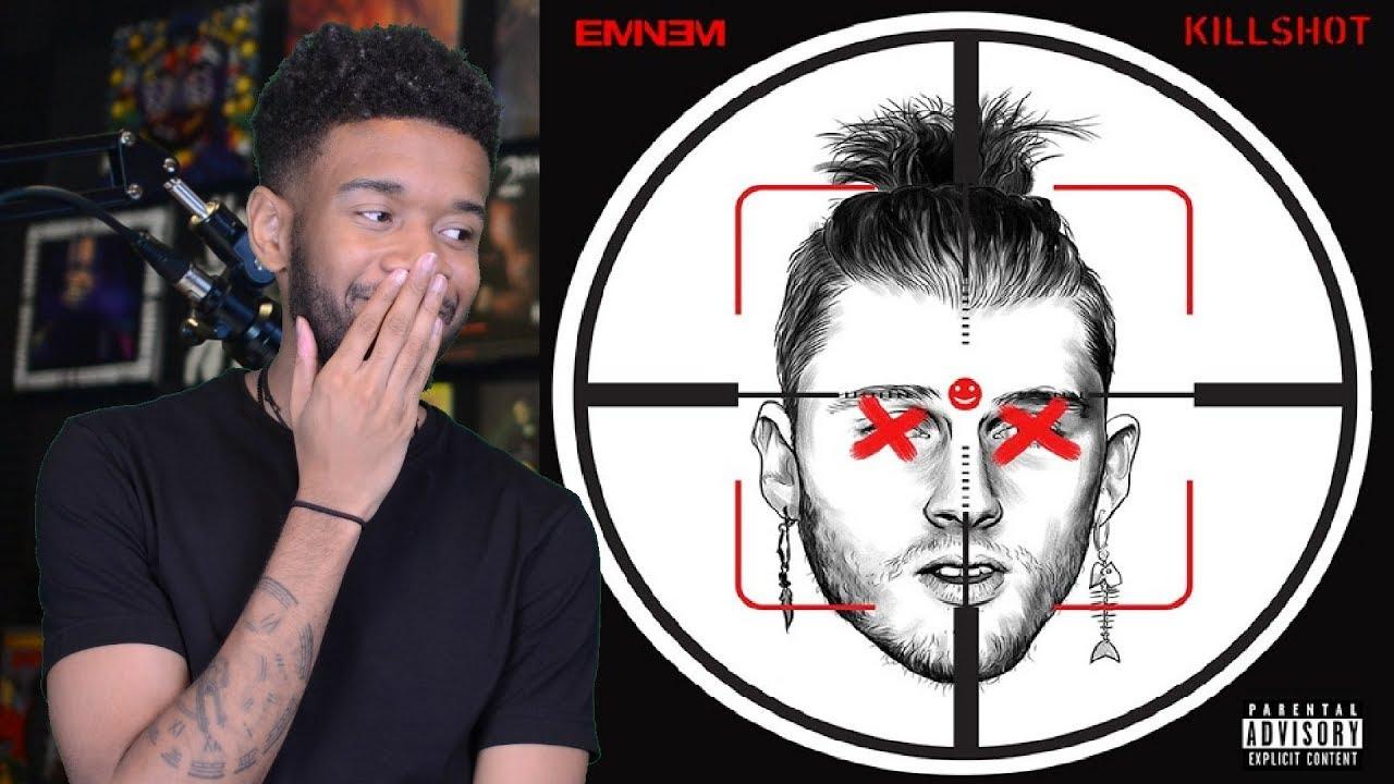 Eminem Killshot Reaction Review
