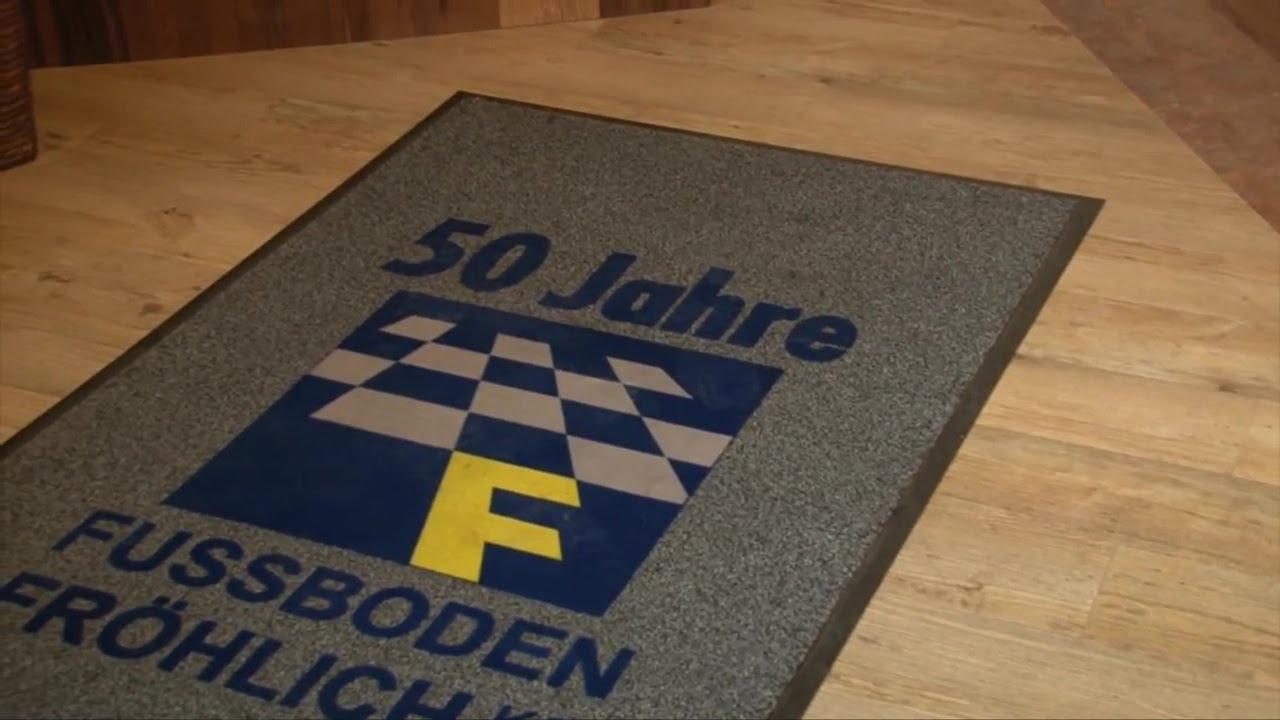 Fußboden Fröhlich ~ Fußboden fröhlich in bielefeld youtube