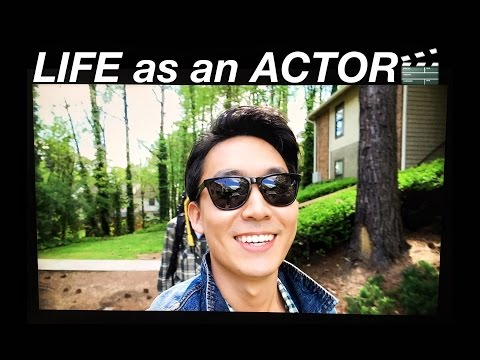 LIFE AS AN ACTOR JetSetDior Vlog 6