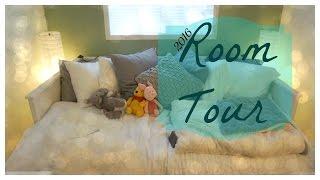 House Tour & Room Tour!! 2016