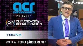 Visita a Tecna durante Climatización y Refrigeración, Madrid 2019