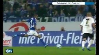 Jefferson Farfán - Alle Tore für den FC Schalke 04
