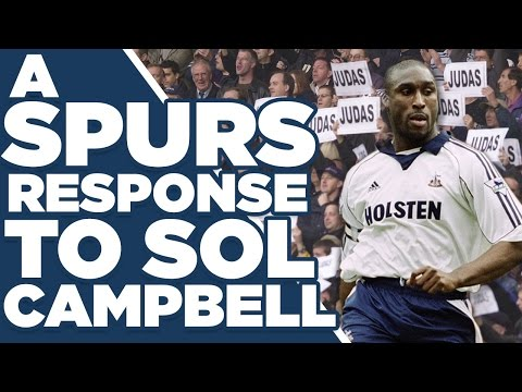 A Tottenham Response To Sol Campbell | Spurs Fan Responses | Spurred On