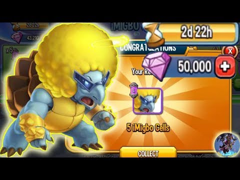 Monster Legends Imigbo Challenge Completed 120 Cells And Combat Review