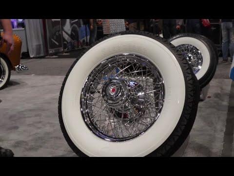 SEMA 2015: Coker Tires Helps Keep Classics On The Road