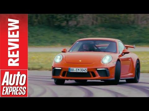 New Porsche 911 GT3 2017 review - wow, wow, WOW!