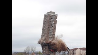 OMG  - Best Building Demolition Compilation Video In The World 2018
