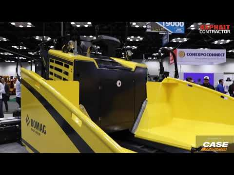 BOMAG Introduces BF 300 Commercial Class Paver to North American Market