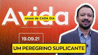 UM PEREGRINO SUPLICANTE - 19/09/2021