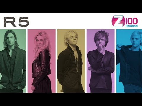 R5 in the T-Mobile Sky Lounge