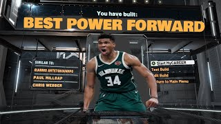 NEW MOST OVERPOWERED POWER FORWARD BUILD ON NBA 2K20! BEST DEMIGOD BUILD AS OF *PATCH 12*!