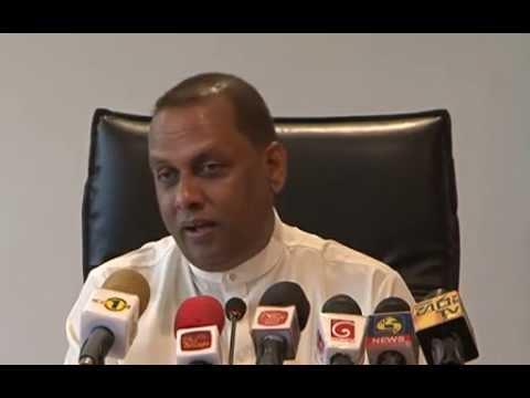 Minister of Fisheries and Aquatic Resources Development, Hon. Mahinda Amaraweera assumed duties.
