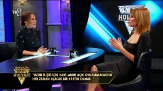 Hülya Avşar - Uzun ve Güzel Bir İlişkinin Sırrı (1.Sezon 8.Bölüm)