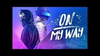 Gambar cover Alan Walker - on my way (ft. Sabrina Carpenter & Farruko) lyrics video