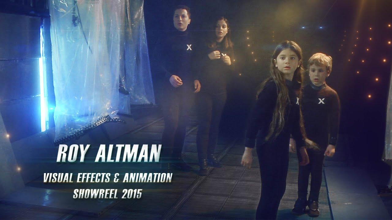 Roy Altman Visual Effects & Animation Showreel 2015 - YouTube