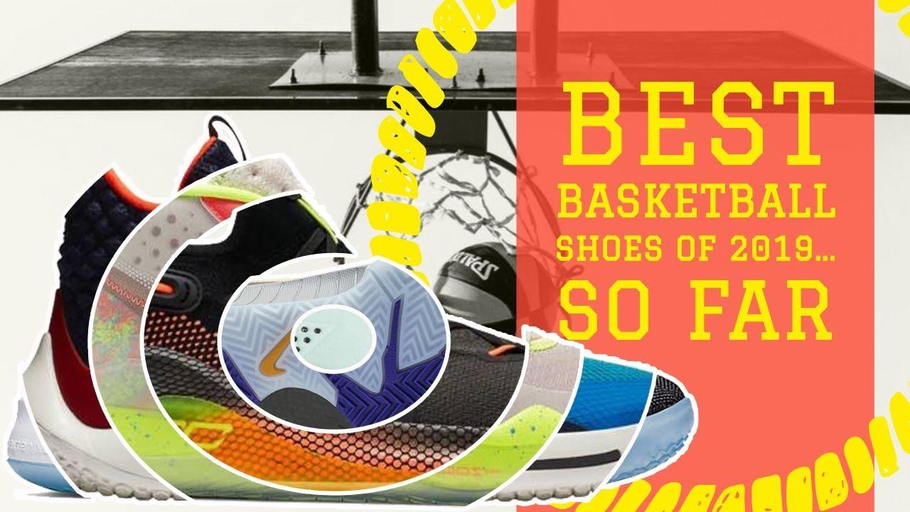 best basketball shoe 2019