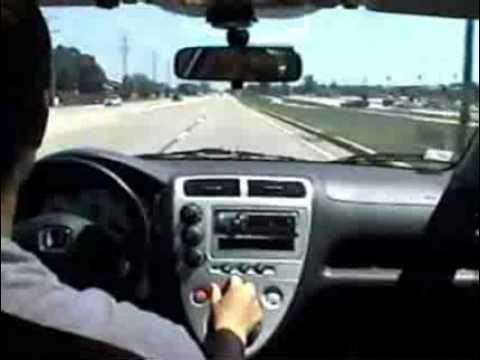 2004 Honda Civic Si Injen Cold Air Intake
