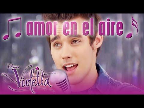 "VIOLETTA Star Jorge Blanco singt ""Amor En El Aire"" - Hits aus Staffel 3 - im DISNEY CHANNEL"