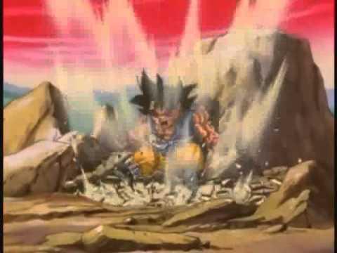 Dragon Ball GT,  transformación ssj4