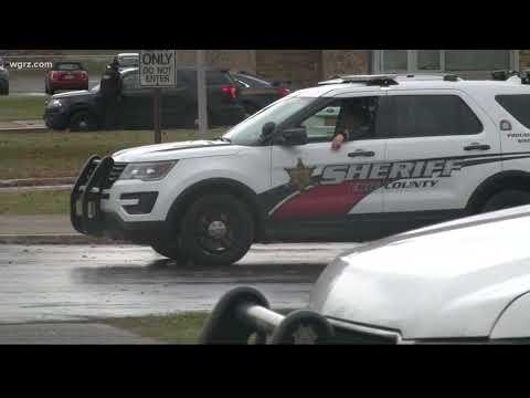 Lockdown Lifted At Alden Schools